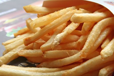 allure: Who can resist the allure of the famous french fries?