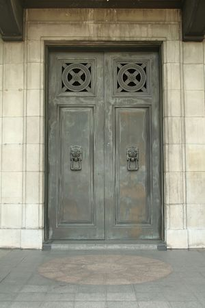 morbid: Morbid gothic doors leading to the unknown