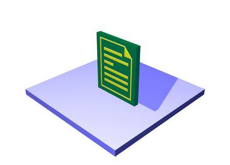 orden de compra: Pedido, una log�stica de compra s�mbolo de cadena de suministro de un conjunto de serie