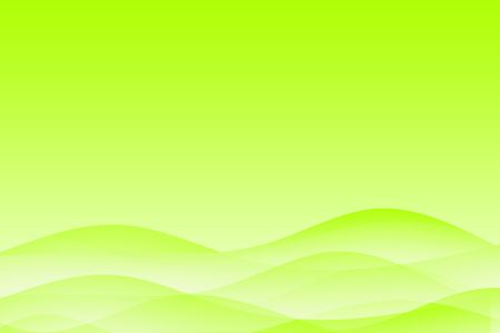 soothing: Abstract green wavy soothing background in gradients