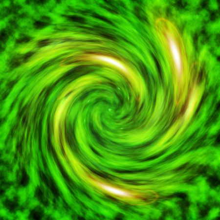 Green Vortex Abstract Background Pattern Collection Series Stock Photo - 2856204