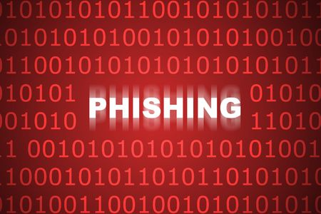 Phishing Abstract Background in Web Security Series Set Stock Photo - 3088937