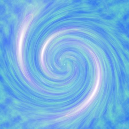 Abstract Vortex Background Texture in Blue Tones Stock Photo - 3088935