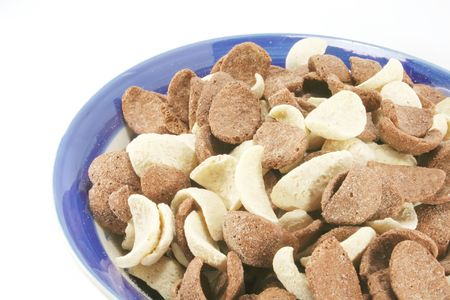 ultimate: Chocolate Cereal Cornflakes the ultimate breakfast