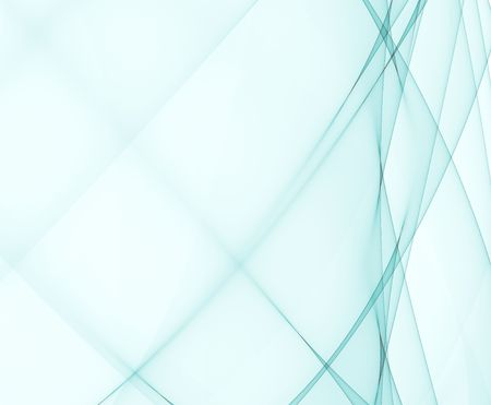 Abstract Wallpaper Background With Clean Lines and Curves Stock Photo - 3235632