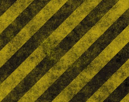 Warning Hazard Road Background Texture With Common Stripes photo