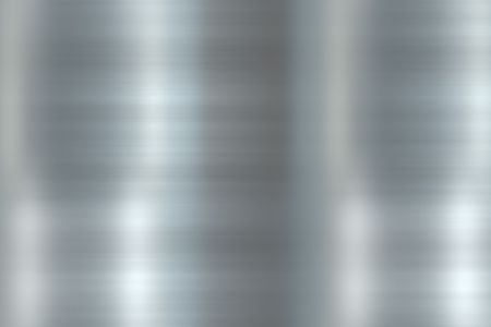 Polished Smoothened Metal Background Abstract Texture Stock Photo