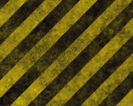 danger: Pericolo pericolo sfondo comune Texture Con Nero e Giallo Stripes Archivio Fotografico