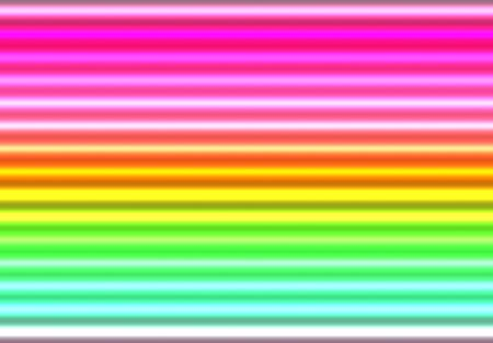 varying: Glowing Neon Lights Abstract Background in Varying Colors