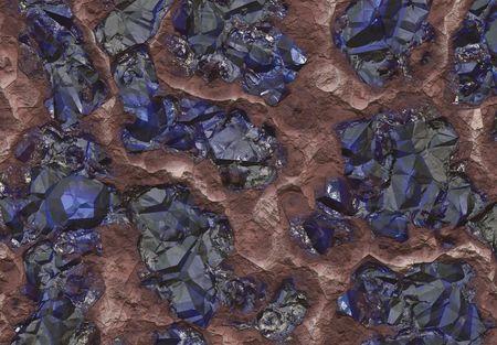 gemology: Sapphire Stones Discovered Inside a Mine Quarry