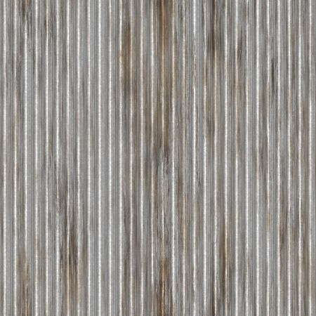 rust texture: Steel Roof Metal Texture in Gray and Rust Colors Stock Photo