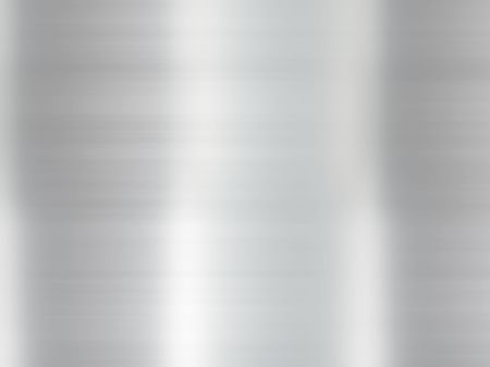 chrome: Polished Metal Abstract Background Texture With Smoothening