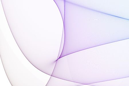 Glowing Digital Curves Abstract Background wallpaper Stock Photo - 3544597