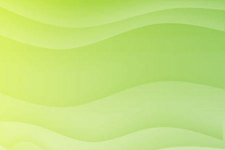 soothing: Green Flowing Soothing Waves Abstract Background Wallpaper
