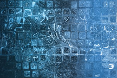 Blue Abstract Corporate Data Internet Grid Background Stock Photo - 3617632