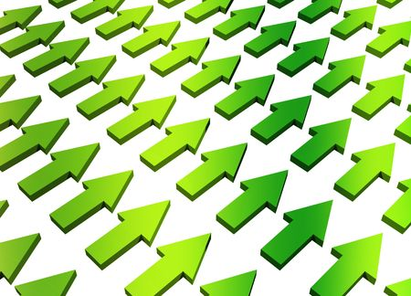 future earnings: Green Abstract Growth and Progress Background Concept Wallpaper Stock Photo