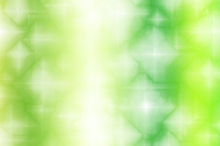 Light Green Magical Fantasy Abstract Background Pattern Stock Photo