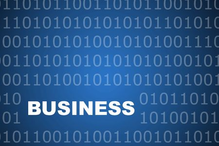 Business School Course Series Class Abstract Background photo