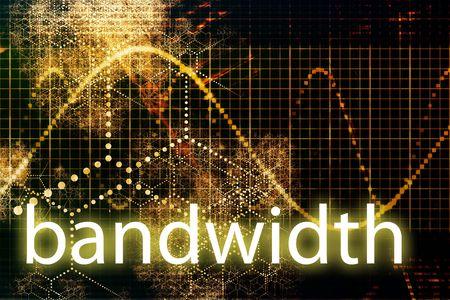 bandwidth: Bandwidth Abstract Technology Business Concept Wallpaper Background