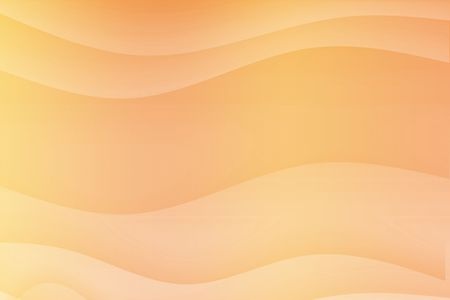 curving lines: Orange Soft Curving Lines Abstract Background Wallpaper