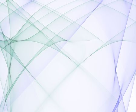 luminescent: Abstract Wallpaper Background With Clean Lines and Curves