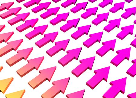 Pink Abstract Growth and Progress Background Concept Wallpaper photo
