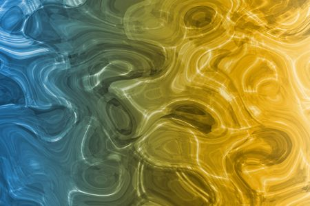 soothing: Alien Soothing Liquid Metal Water Abstract Background