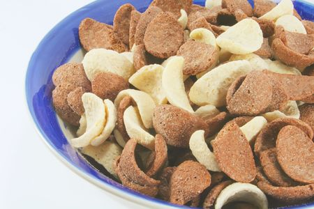 ultimate: Chocolate Crunch Cereal Cornflakes the ultimate breakfast