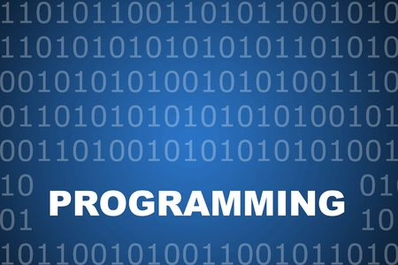 Programming School Course Series Class Abstract Background photo