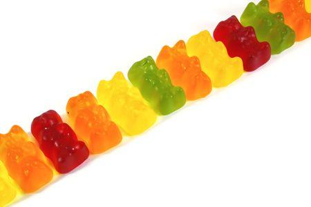 gummi: Gummi porta l'ultimo spuntino caramelle per i bambini e bambini