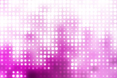 snazzy: Purple and White Glowing Futuristic Light Orbs Abstract Background