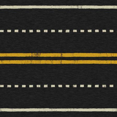 asphalt texture: A Seamless Painted Asphalt Road Background Texture Stock Photo