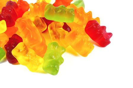 gummie: Gummi bears the ultimate candy snack for kids and children