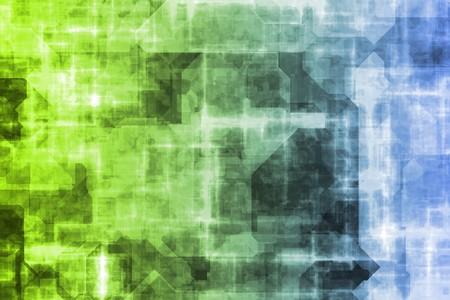 protocols: Cyber Business dati sistema astratte background wallpaper  Archivio Fotografico