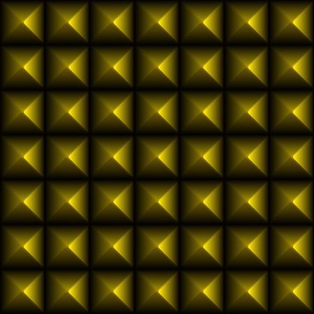 Futuristic Sleek Metal Stud Grid Abstract Background Stock Photo - 4043675