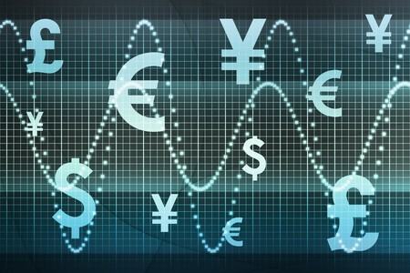 financial sector: Financial Sector Global Currencies Abstract Background Wallpaper