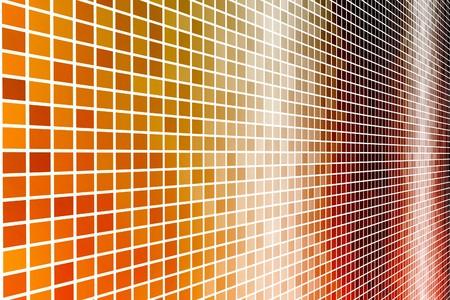Futuristic Web Cyber Data Grid Color Background Stock Photo - 4124225