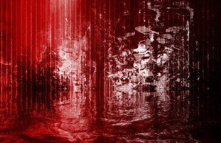 River of Blood Flowing Abstract Background Art Stock Photo - 4155261