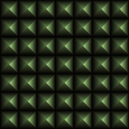 Futuristic Sleek Metal Stud Grid Abstract Background Stock Photo - 4155271