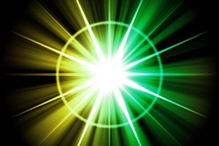 Yellow Green Wallpapers Yellow Green Star Sunburst