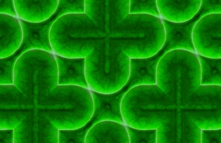 Saint Patricks Day Abstract Background as Texture Stock Photo - 4226399