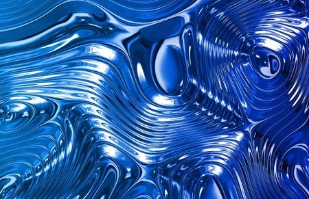 watery: Liquid Metal Wild Clean Ripple Texture Background