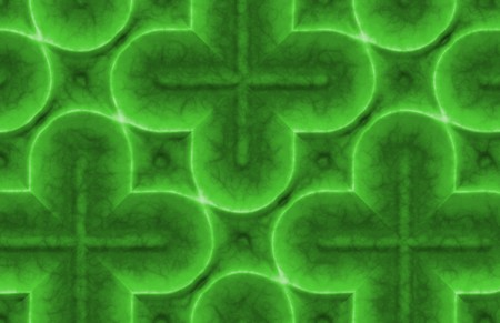 Saint Patricks Day Abstract Background as Texture Stock Photo - 4375252
