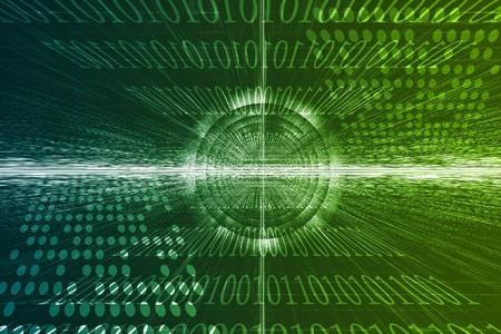 protocols: Cyber Business System Data Abstract sfondo Archivio Fotografico