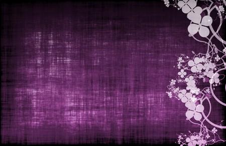 Purple Wine or Food Menu Background Template photo