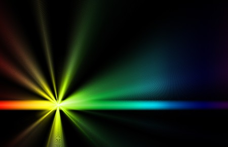 streaks: Ray of Light Beams Streaks Art Background Stock Photo