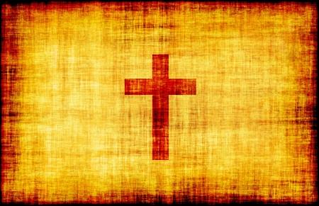 holy  symbol: Santa Cruz grabado en un pergamino Antecedentes