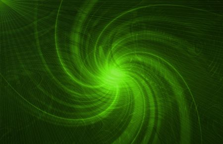 Alien Abstract Portal Background Texture in Swirls Stock Photo - 4620212