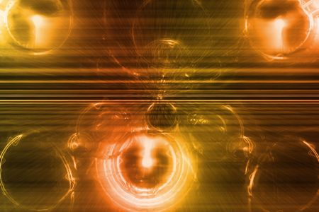 Orange Purple Cyberspace Business System Abstract Background Wallpaper Stock Photo - 4778635