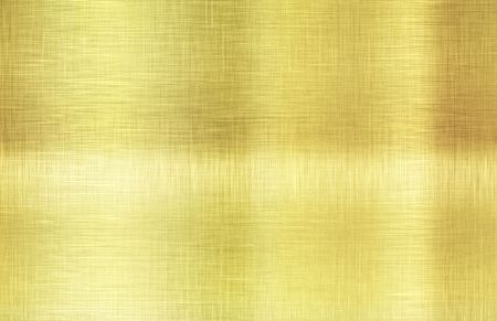 plating: Gold Plating Smoothened as a Background Texture  Stock Photo
